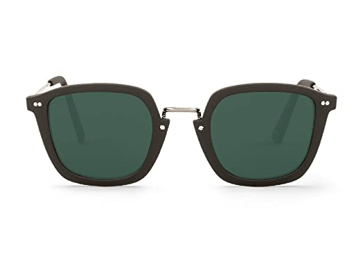 MR.BOHO Matte Black Galata With Classical Lenses. Gafas de ...