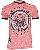 American Fighter Men's Somerset Tee Shirt Cayenne