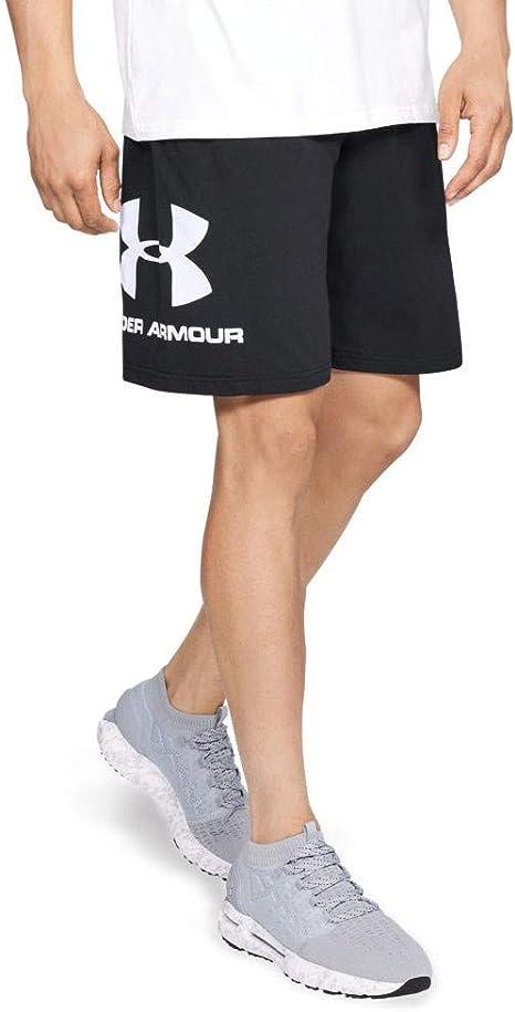 Sportstyle Cotton Graphic Short Pantaloncino Under Armour Uomo