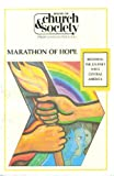 img - for Marathon of Hope: Renewing the Journey with Central America book / textbook / text book