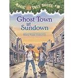 download ebook ghost town at sundown (magic tree house) (paperback) - common pdf epub