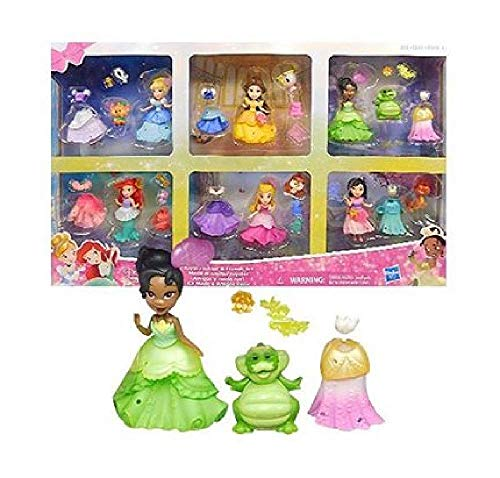 Disney Princess Little Kingdom Royal Fashion & Friends Set