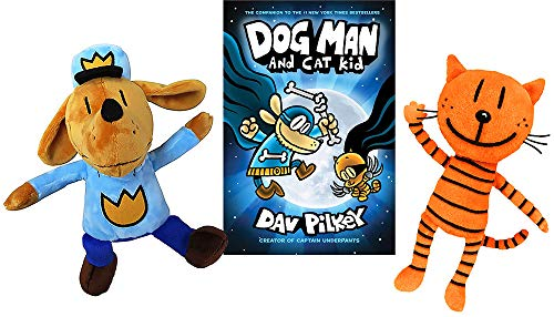 (Dog Man and Cat Kid Gift Bundle)