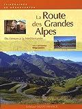 Image de la route des grandes Alpes