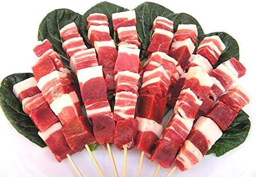 島根天然ジビエいのしし肉串焼き用20本