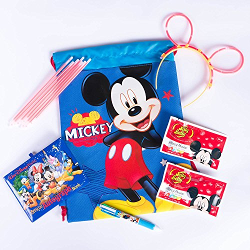 Magical Adventure Park Packs Official Disney World Autograph Character Book Magical Adventure Park Pack Mickey Mouse