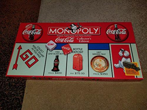 Monopoly Coca-Cola Collector's Edition - Coca Cola Collectors