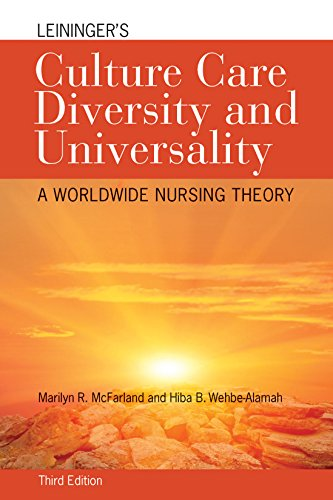 Leininger's Culture Care Diversity and Universality (Cultural Care Diversity (Leininger)) Pdf