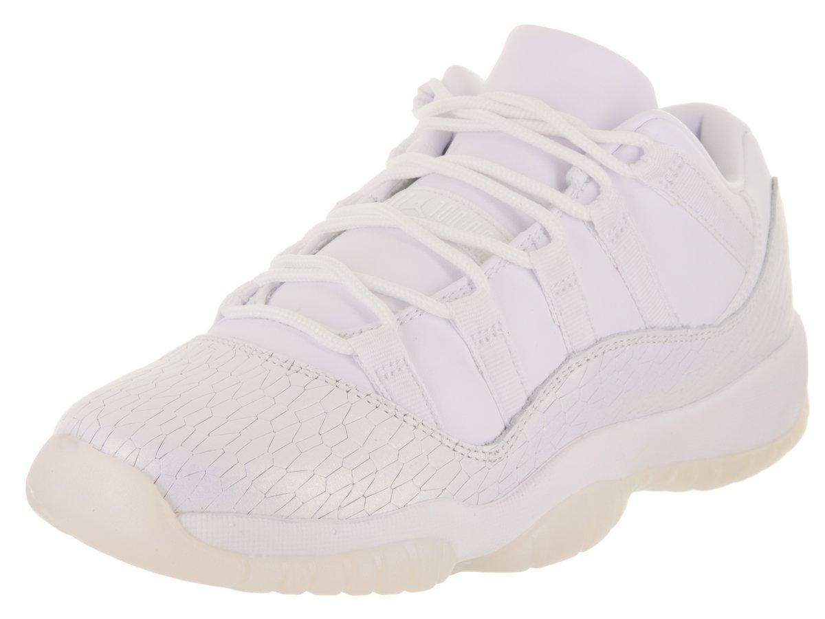 Nike GG GS Air Jordan 11 'Citrus' White/Citrus Trainer White  Whitepure Platinum