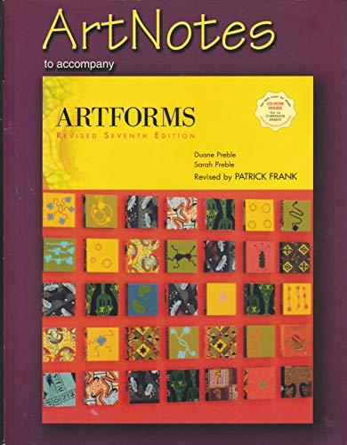 ArtNotes to Accompany Artforms