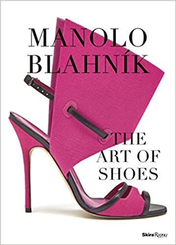 603a6ad8045 Manolo Blahnik  The Art of Shoes  Cristina Carrillo de Albornoz ...