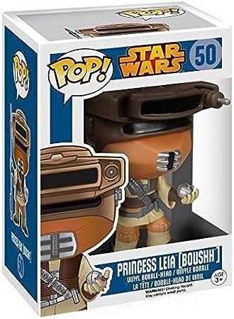 Star Wars Movie Princess Leia Boushh Vinyl Figure Funko Pop