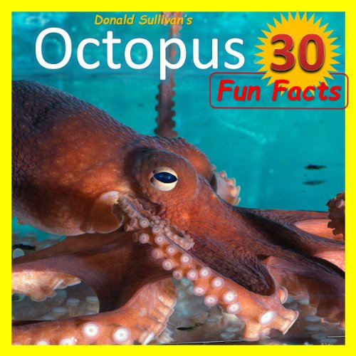 Books for Kids: 30 Amazing Octopus Fun Facts You Don´t Want to Miss (Maverick Kids Book 6)
