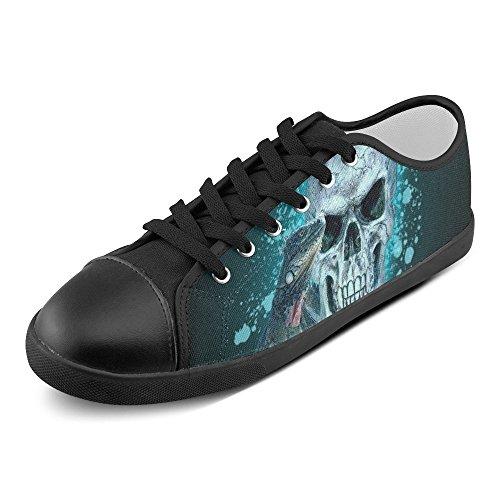 Artsadd Artsdd Coutume À Sang Froid Chaussures En Toile Pour Les Femmes (model016)