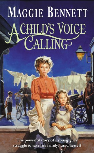 book cover of A Child\'s Voice Calling