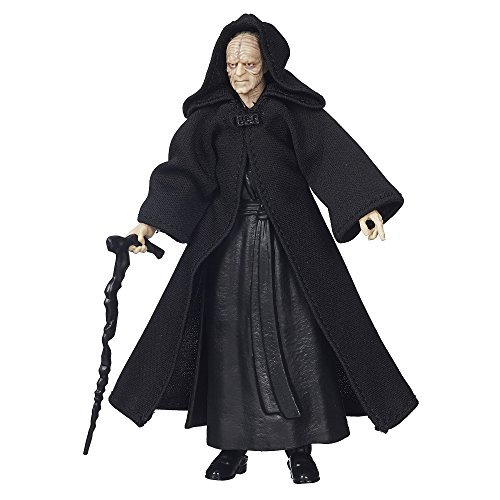 Star Wars The Black Series Emperor Palpatine 6 Inch Figure