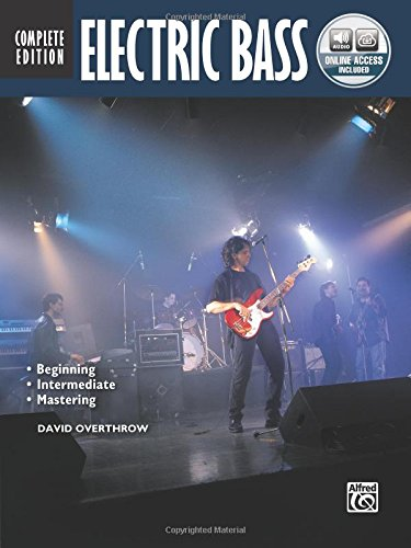 Complete Electric Bass Method Complete Edition: Book & Online Audio (Complete Method)