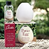 Patio Egg: Mosquito & Insect Deterrent & Diffuser: Includes Essential Oils For Sale
