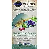 Garden of Life Mykind Organics Organic Plant Calcium, 90 Count