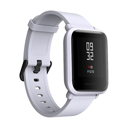 Kanzd Xiaomi Mi Amazfit Bip Watch Huami Smart Bluetooth Band with Heart Rate Monitor (Gray
