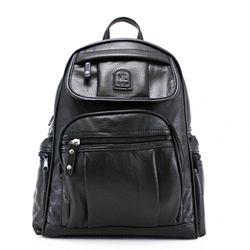 186 x Girl's Ladies Women's x Rucksack Nice H38cm LeahWard Bag BLACK D15cm Designer Backpack Bags Handbags Quality W26cm School 5Tq75Ywxd