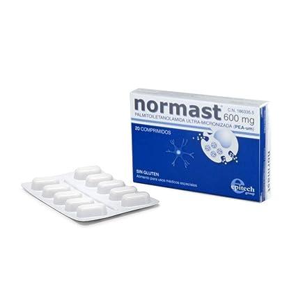 NORMAST 600 mg, 20 Comprimidos.