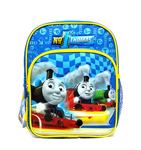 Mini Backpack - Thomase the Tank Engine - No.1 Blue Team 10 School Bag 85104 Accessory Innovations