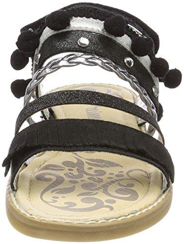 Sandales nero Noir Ouvert nero Primigi Bout 11 Pfd 14398 Fille qPA4ES0