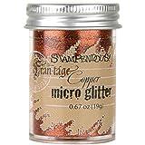 STAMPENDOUS Micro Glitter, Copper