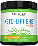 Keto BHB Salts Supplement with goBHB - Beta Hydroxybutyrate Exogenous Ketones to Achieve Perfect Ketosis - Energy Boost for Workouts & Focus + Weight Loss & Fat Burn - Raspberry Lemonade - 8.18 OZ