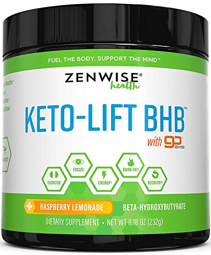 Keto Salts Supplement goBHB Hydroxybutyrate product image