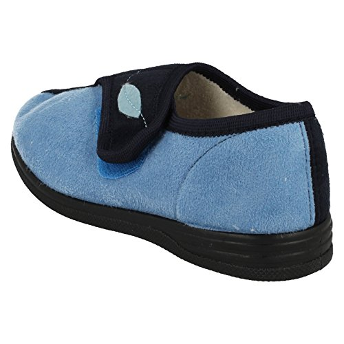 Mujer Con Cuña Sandalias azul Marino Sandpiper Azul H4Zq7dx
