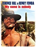 DVD My name is nobody - Region 2 - English Audio - Terence Hill - Henry Fonda