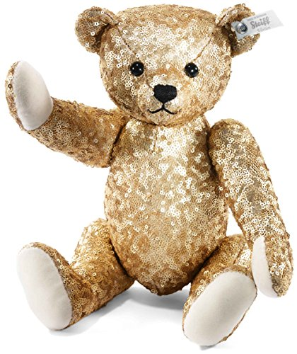 Enchanted Forest Plush (Steiff Selection Teddy bear gold Enchanted forest Limited Edition)