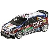 PMA 1/18 フォード フィエスタ RS WRC モンテカルロ 2013 #4 完成品