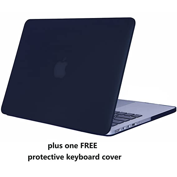 release date 93eff efbbb MacBook Pro 13 Retina Case Cover – Treasure21 Slim fit Smart protection  Soft rubber coating Smooth better grip Hard case shell cover for Macbook  Pro ...