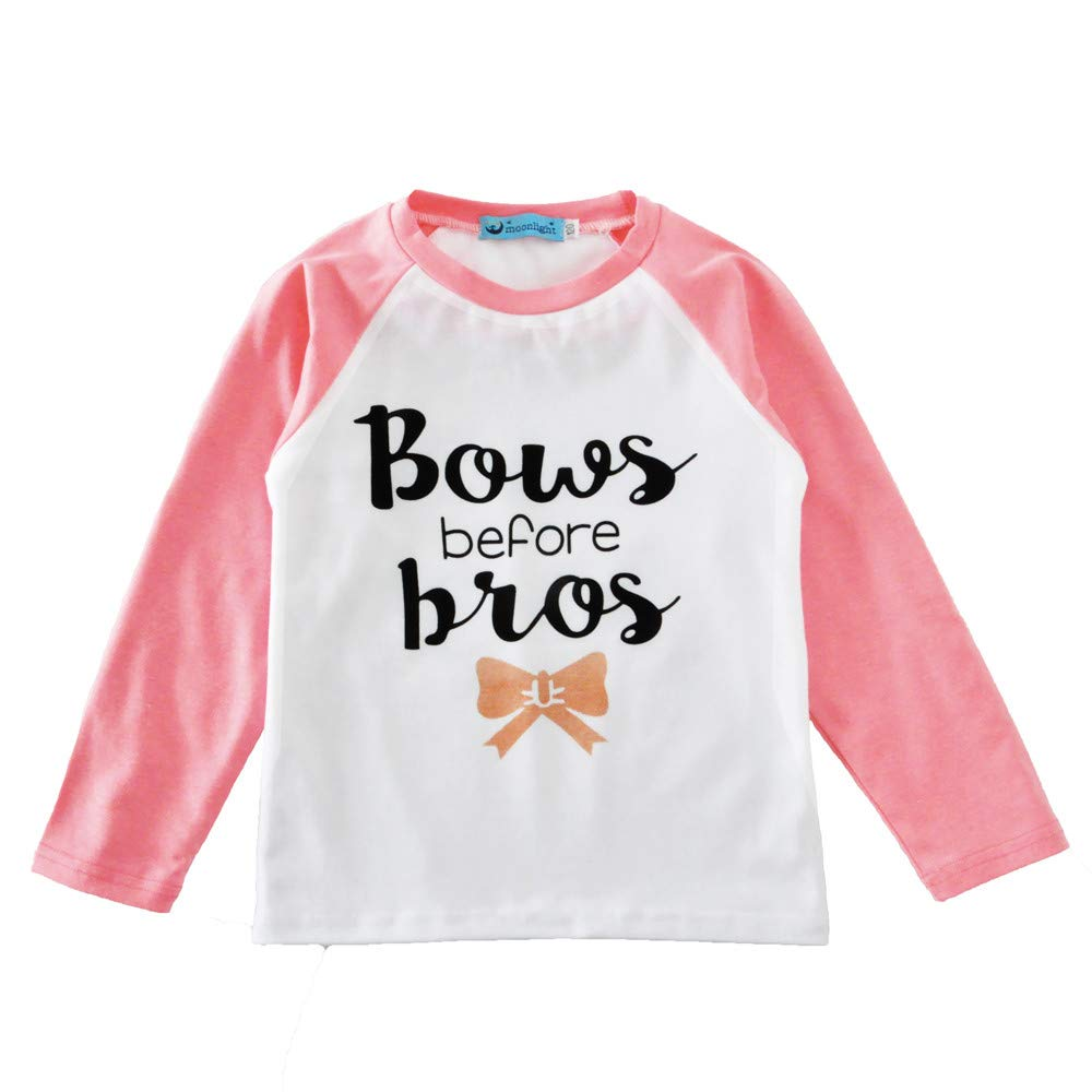 Feixiang Lindo Bebe Niños y niñas Ropa para niños Camiseta de ...