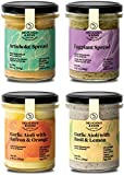 Delicious & Sons Aioli Sauce & Dips Sampler