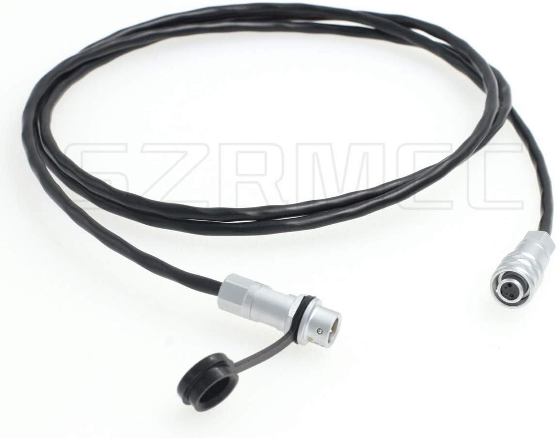 SZRMCC BMPCC4K Blackmagic Pocket Cinema Camera 4K USB to SF610 Weipu 2 Pin Female QC3.0//PD3.0 Mobile Power Battery Power Cable
