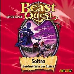 Soltra, Beschwörerin der Steine (Beast Quest 9)