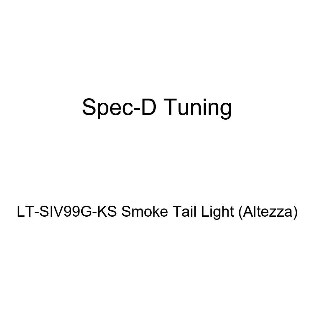 Spec-D Tuning LT-SIV99G-KS Smoke Tail Light Altezza