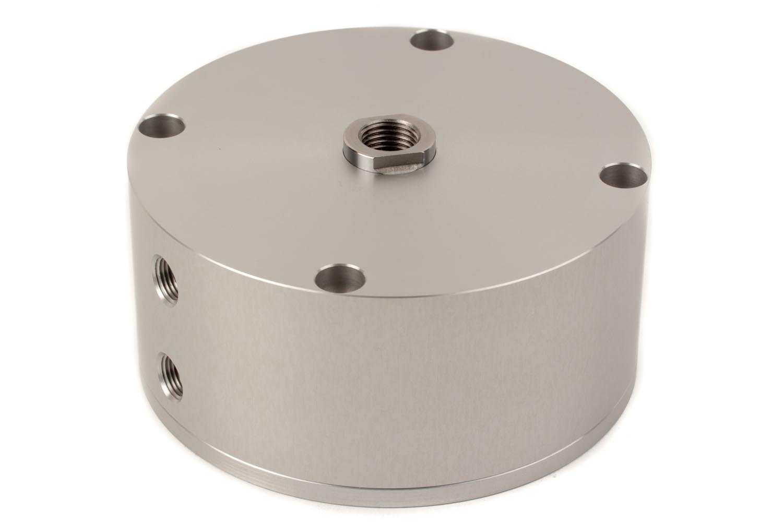 Fabco-Air B-721-X Original Pancake Cylinder, Double Acting, Maximum Pressure of 250 PSI, 3'' Bore Diameter x 3/4'' Stroke