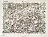 Historic 1906 Map | Maros-Illye. | MapsAntique Vintage Map Reproduction