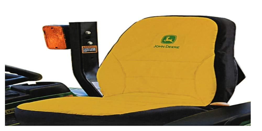 John Deere 18'' Compact Utility Tractor Seat Cover (Large) #LP95233