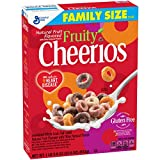 Fruit Cheerios Cereal, 21.6 oz