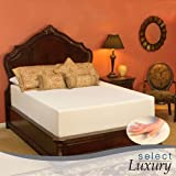 Select Luxury Medium Firm 14-inch King-size Memory Foam Mattress. Made in the Usa! Nasa Approved! This Medium-firm King-size Memory Foam Mattress Is Made of 14 Inches of Foam for Maximum Comfort and Support. It Adjusts to Your Body Temperature, and It Helps to Lessen Tossing and Turning so You Can Enjoy Night After Night of Restful Sleep