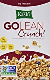 Kashi Go Lean CRUNCH Naturally Sweetened Multigrain Cluster Cereal 13.8 oz (Pack