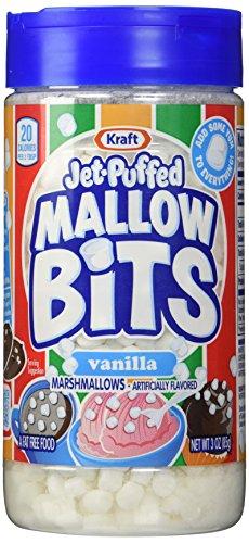 Price comparison product image Kraft Jet Puffed Mallow Bits,  Vanilla,  3 oz