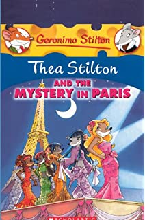 Thea Stilton and the Mystery in Paris price comparison at Flipkart, Amazon, Crossword, Uread, Bookadda, Landmark, Homeshop18