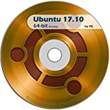 Software : Ubuntu Linux 17.10 DVD - OFFICIAL 64-bit release